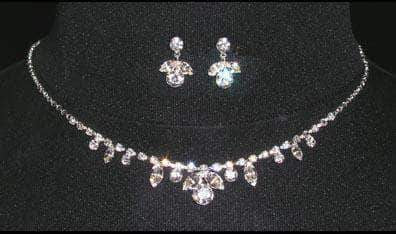 Necklace Sets - Low price #14416 - Pixie Princess Neck and Ear Set