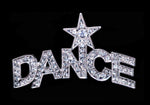 Pins - Dance/Music #16353 Shooting Star Dance Pin