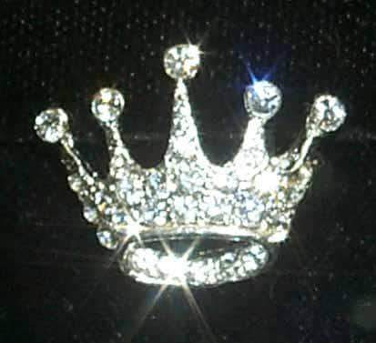 Pins - Pageant & Crown #10989 - Crown Pin
