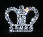 Pins - Pageant & Crown #14192 - Track Crown Pin