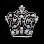 Pins - Pageant & Crown #16122 - French Majesty Crown Pin