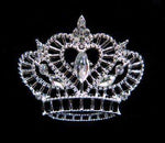 Pins - Pageant & Crown #16127 - True Love Crown Pin