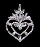 Pins - Pageant & Crown #16492 - Pageant Praise Crown Pin