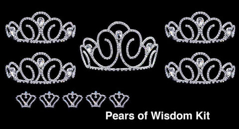 prom-and-homecoming-kits #17043 - Pears of Wisdom Prom and Homecoming Court Kit