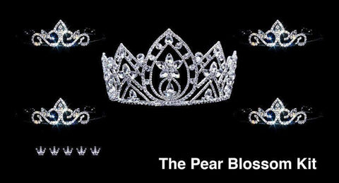 prom-and-homecoming-kits #17112 - Pear Blossom Prom and Homecoming Court Kit
