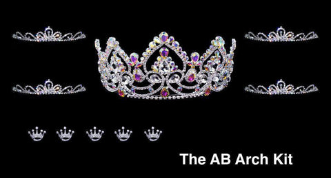 prom-and-homecoming-kits #17114 - AB Arch Prom and Homecoming Court Kit