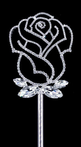 Scepters #17055 - Rose Scepter
