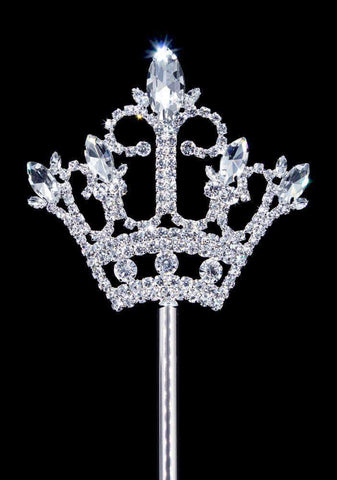 Scepters #17060 - Regal Crown Scepter