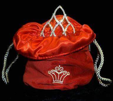 Tiara Bag - Red