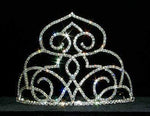 "Tiaras & Crowns up to 6"" #12552 Middle Eastern Princess Tiara - Small"