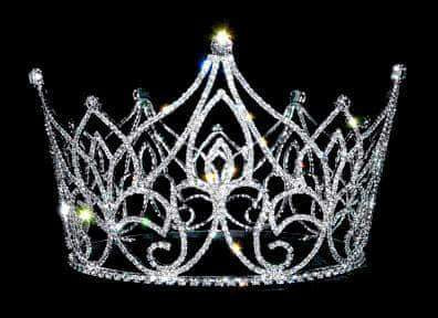 "Tiaras & Crowns up to 6"" #13547 Netherland's Sun Princess Bucket Crown"