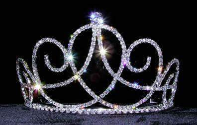 "Tiaras & Crowns up to 6"" #13649 - Royal Splendor Tiara"