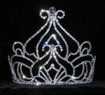 "Tiaras & Crowns up to 6"" #15180 - Moroccan Court Tiara - 5.25"""