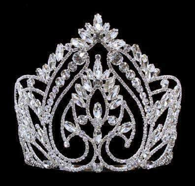 "Tiaras & Crowns up to 6"" #15716 - Welcoming Tiara - 5"""