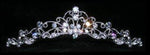 "Tiaras up to 1"" #14501 - Victorian Filigree Tiara"