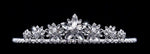 "Tiaras up to 1.5"" #12608 Marquis Flower Tiara"