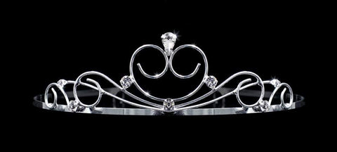"Tiaras up to 1.5"" #14694 - Tranquility Wire Tiara"
