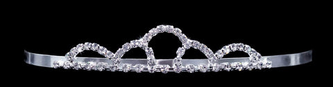 "Tiaras up to 1"" #8591 - Baby Bubbles Tiara"