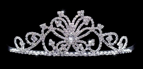 "Tiaras up to 2"" #13269 - Butterfly Tiara"
