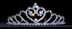 "Tiaras up to 2"" #13629 - Expanding Heart Tiara"