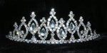 "Tiaras up to 2"" #14968 - Diamond Tiers Tiara"
