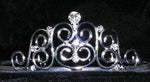 "Tiaras up to 2"" #15262 - Fancy Gate Wire Tiaras"