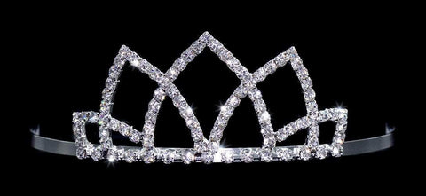 "Tiaras up to 2"" #15830 - Rocky Mountain Sunrise Tiara"