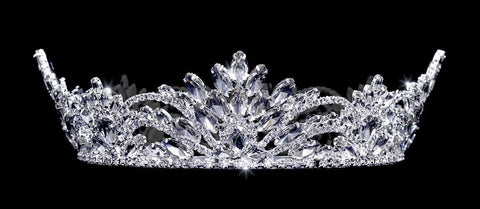 "Tiaras up to 2"" #16009 - Pageant Perfect Crown"