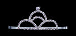 "Tiaras up to 2"" #16035 - Western Princess Tiara with Combs"