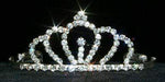 "Tiaras up to 2"" Dainty Crown Tiara #12574"