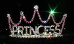 "Tiaras up to 3"" #13342 Princess Tiara"