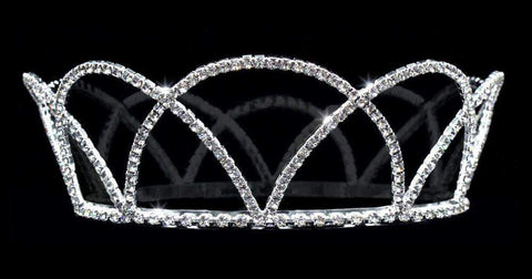 "Tiaras up to 3"" #13370 Elizabethian Crown"