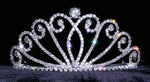 "Tiaras up to 3"" #13604 - Olden Swirl Tiara"