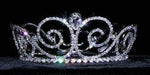 "Tiaras up to 3"" #13646 Ocean Waves Small Crown"
