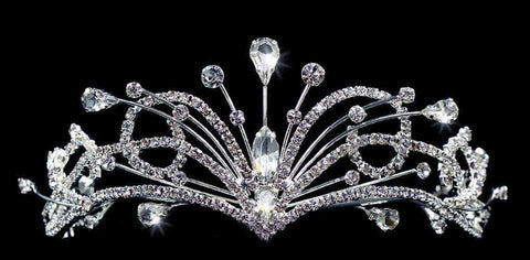 "Tiaras up to 3"" #14629 - Fairy Queen Tiara - 2.25"""
