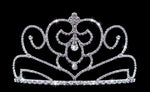 "Tiaras up to 3"" #15196 - Blooming Tulip Tiara - 3"""