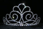 "Tiaras up to 3"" #15202 - Titan's Queen Tiara - 3"""