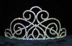"Tiaras up to 3"" #15588 Victorian Class Tiara - 3"""
