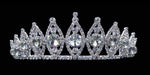 "Tiaras up to 3"" #15739 Rivoli Burst Tiara - 2.5"" Tall"