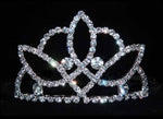 "Tiaras up to 3"" #15840 - Medieval Bridal Knot Tiara"