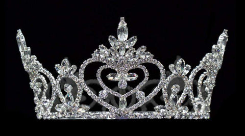 "Tiaras up to 3"" #16493 - Pageant Praise Crown - 3"""