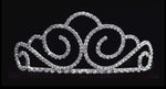 "Tiaras up to 3"" #16576 - Moon over the Mountain Tiara - 2.75"" Tall"