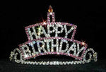 "Tiaras up to 4"" #13131 - Happy Birthday Tiara"