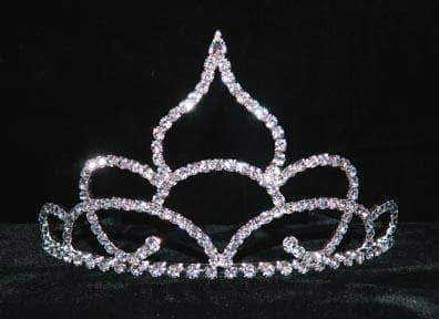 "Tiaras up to 4"" #16034 - Florida Sunrise Tiara"