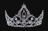 "Tiaras up to 4"" #16450 - Pageant Prime Tiara with Combs - 4"""