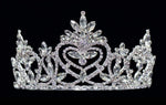 "Tiaras up to 4"" #16521 - Pageant Praise Tiara - 3.5"""