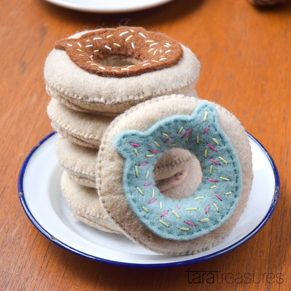 Catnip Donut Toy for Cats - Tara Treasures