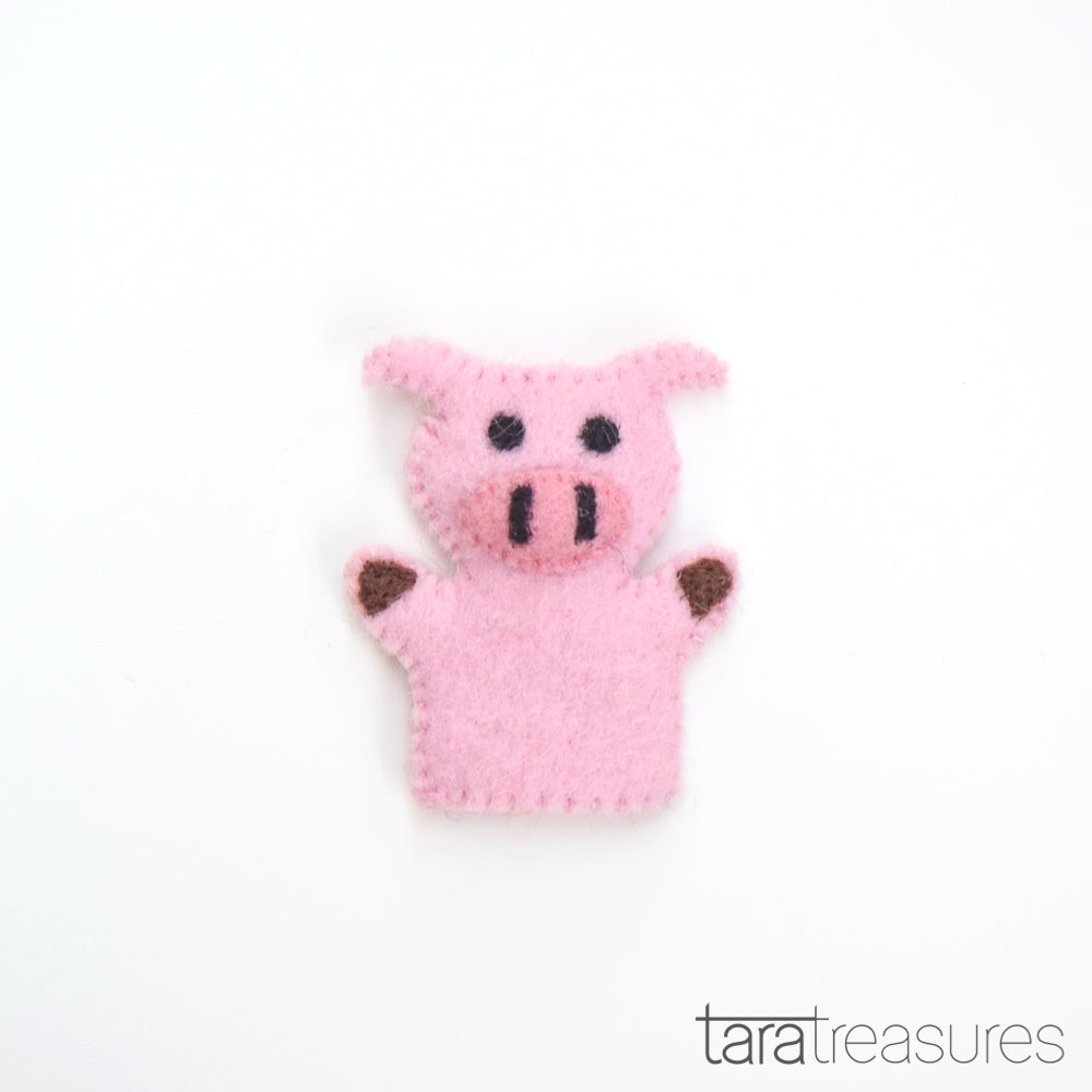 Finger Puppets - Individual (Pick and Choose) - Tara Treasures