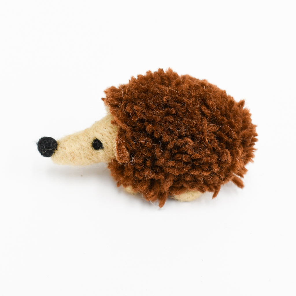 Cat Toy - Hedgehog - Tara Treasures