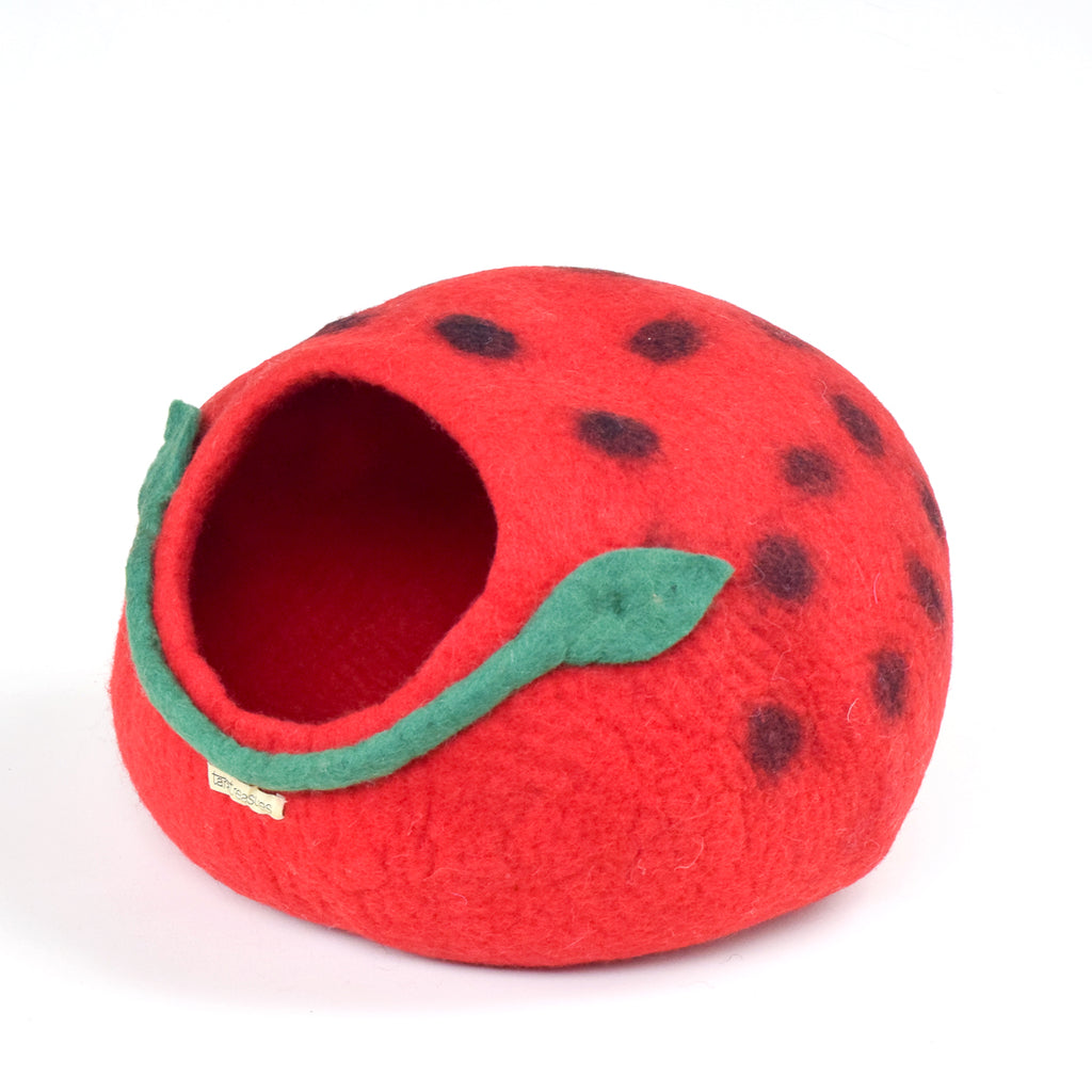 Cat Cave - Polka Dot Cocoon - Tara Treasures